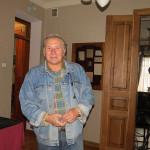 Георгій в Музеї Старицького
