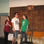 Екскурсія іноземців у домі Мазайлів