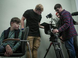 Гойдалки - зйомки 2