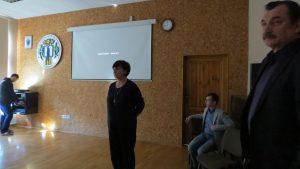 24.Презентація в Українській гімназії
