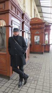 5.На Львівському вокзалі