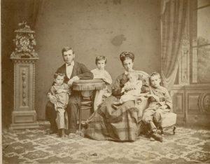 Родина на Кавказі