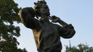 Пам'ятник Довженку