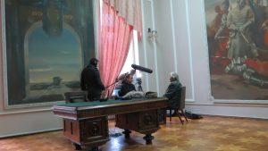 Зоймки в Гоголівській залі