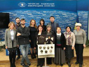 8. Учасники прес-конференції в Укрінформі