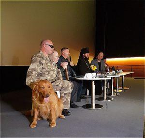 Прес-конференція учасників фільму після сеасу
