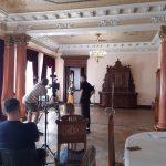 Робочий момент у палаці